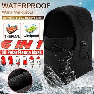 2020 New Fashion Warm Cap Winter Men Original Design Winter Hats For Women Waterproof  With Glasses Cool Balaclava