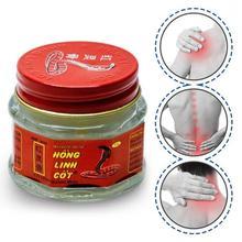 Original Vietnam Schlange Balsam Salbe Painkiller Creme Körper Muskel Müdigkeit Stern Balsam Arthritis Weiß Schlange Venom Gift Creme Hot