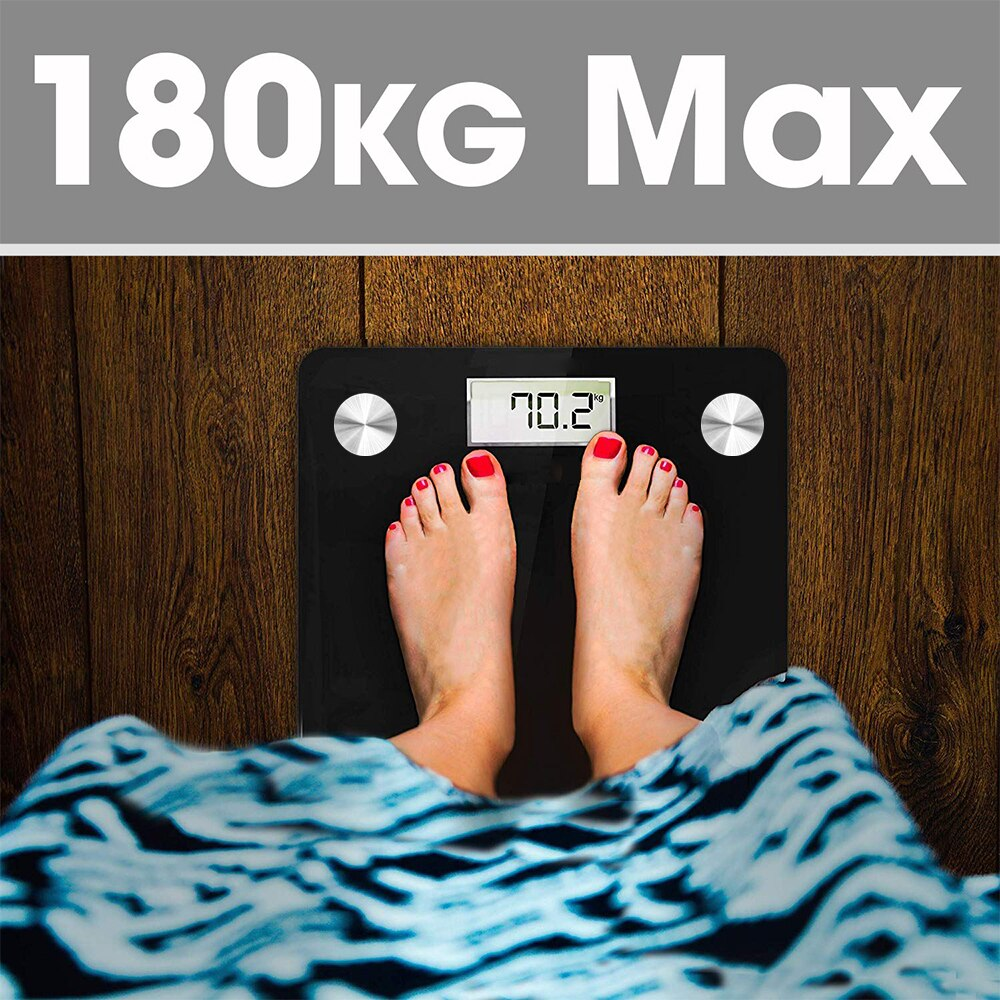 Smart Bluetooth Body Fat Scale BMI Scale Smart Home Electronic ​LED Digital Bathroom Weight Scale Body Composition Analyzer