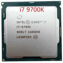 Intel Core i7-9700K i7 9700K 8 Cores tot 3.6 GHz 300 Serie 95W Desktop Processor