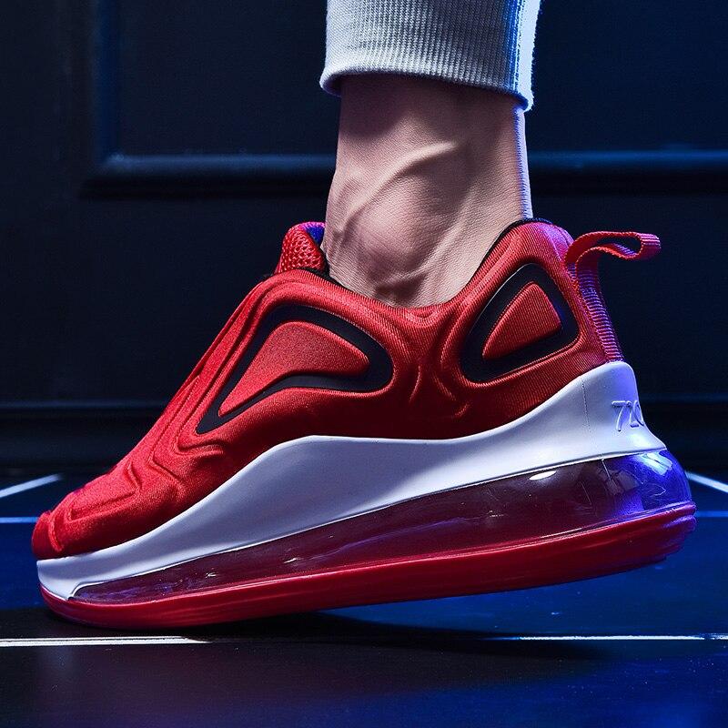 Мужские кроссовки для бега для взрослых, спортивные кроссовки, максимальный размер 39-47, амортизирующие уличные дышащие унисекс кроссовки д...