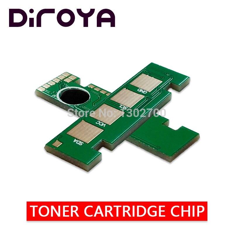 2 uds mlt-d116l 116 d116l chip de cartucho de tóner para samsung Xpress M2625D M2825WN M2675FN M2875 M2835 M2825DW M2885FW polvo restablecer