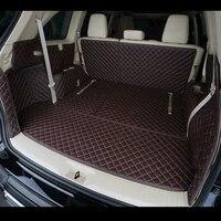 no odor full covered cargo carpets waterproof non slip car trunk mats for bmw 5seriesx1x3 x5 tiguantouraegmagoton a6la4lq7q3q5