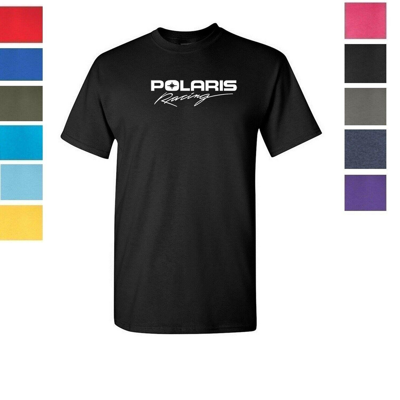 Polaris Racing camiseta tamaños de camisa S-5XL