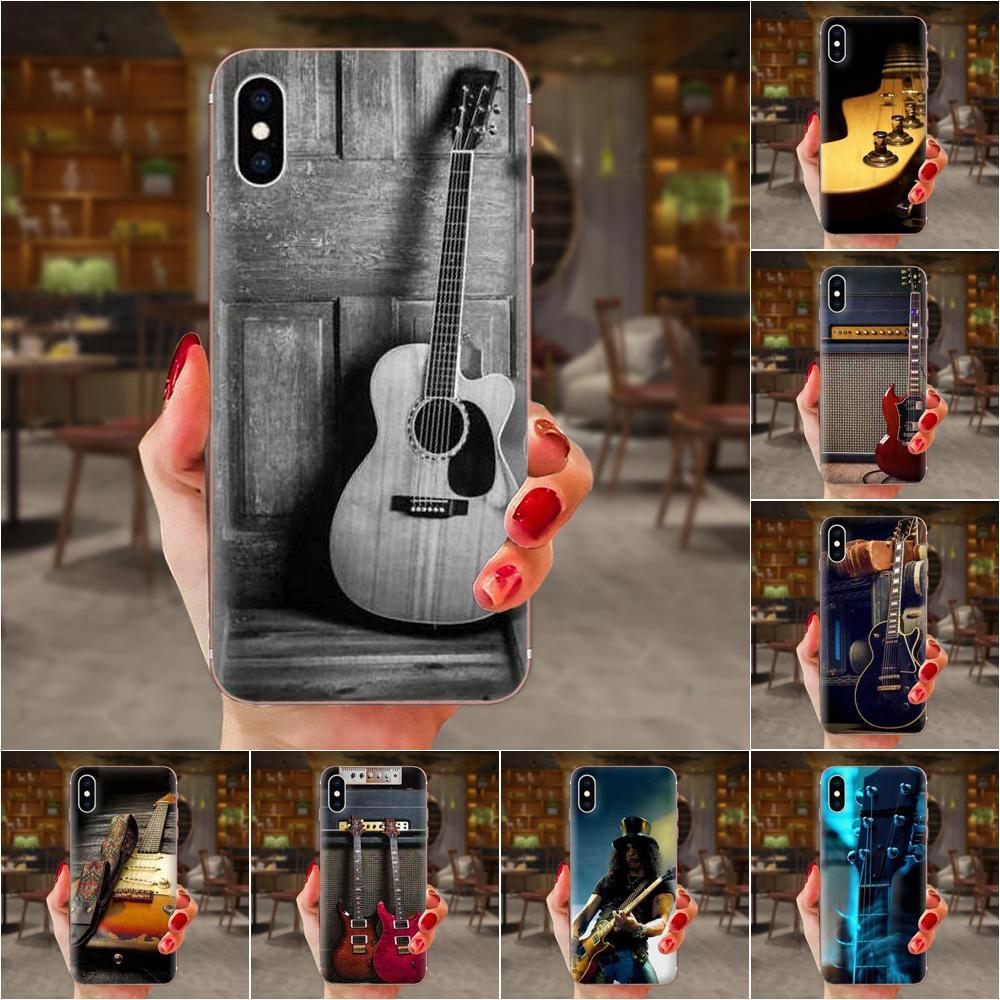 Мягкие чехлы для телефонов Samsung Galaxy A51 A71 A81 A90 5G A91 A01 S11 S11E S20 Plus Ultra Guitar Amp Marshall