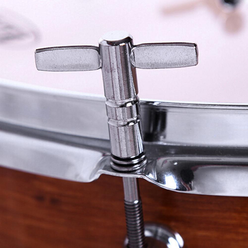 Музыкальный инструмент Универсальные Металлические барабанные палочки для настройки кожи ключ тюнер Твердые прочные квадратные розетки З...