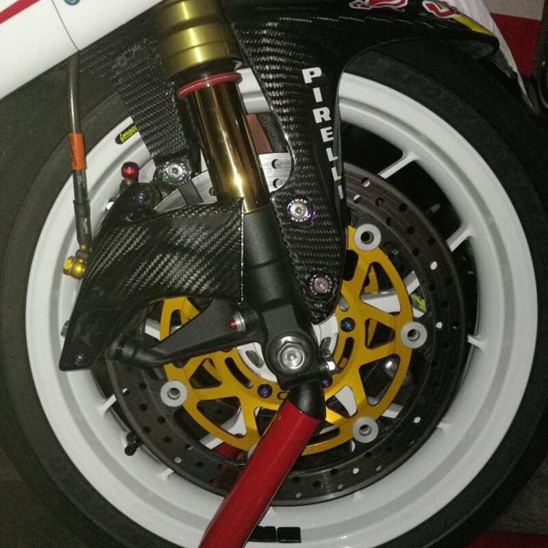 وسادات الفرامل ، نظام تبريد مجرى الهواء ، أنبوب سحب الكربون لمحرك YAMAHA R1 M R6 MT10 MT09 MT07 FZ1N FZ8 MT07 MT09 MT10 MT01