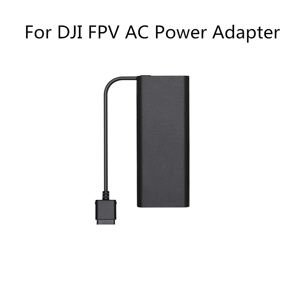 1PC New DJI FPV AC Power Adapter Multiple Output Ports 90W 100-240 V inpute 86 W Rated Power for Fast Charging Brank
