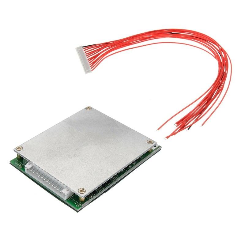 13S 35A 48V Li-Ion Lithium-18650 Batterie Schutz Bord Mit Zell Bms Pcb Schutz Balance Integrierte Schaltungen Bord