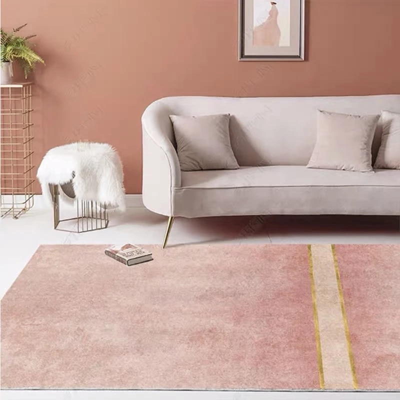 Tapis Salon nórdicos alfombras dormitorio alfombras De mesa De café De sofá alfombras De piso casa Alfombra ковер Tapetes De Sala