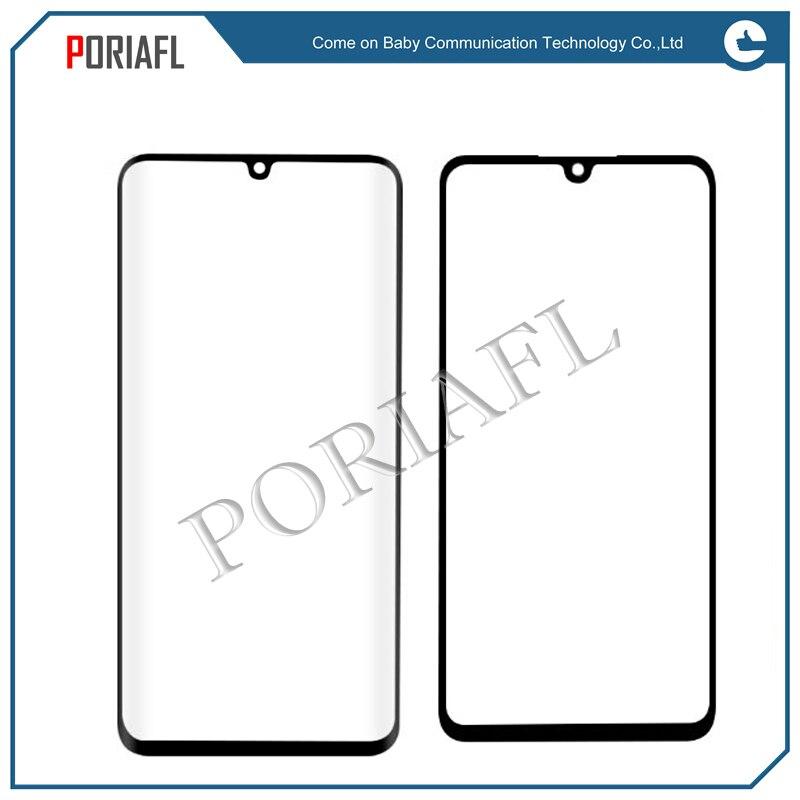 Para Huawei P30 P30lite P30 pro pantalla exterior cubierta de cristal frontal lente de pantalla táctil LCD para Huawei P30 LITE Reparación de Lentes de vidrio