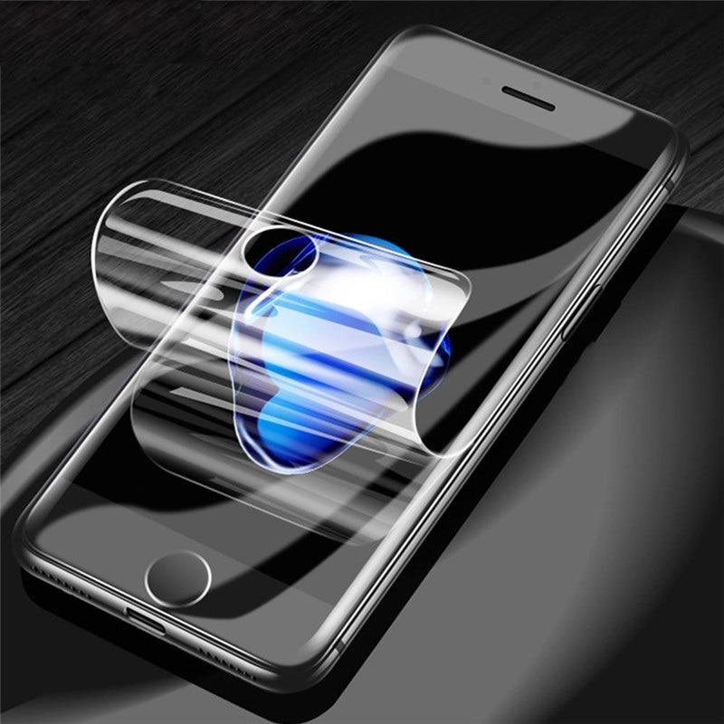 3D 3PCS Case Cover For MEIZU C9 PRO MEIZUC9 Screen Protector Explosion-proof Hydrogel Film FOR MEIZU