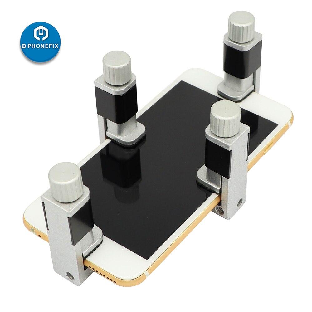 Adjustable Metal Clip Fixture Clamp Phone Repair Tools LCD Display Screen Fastening Clamp For IPhone IPad Tablet Fixing Clip