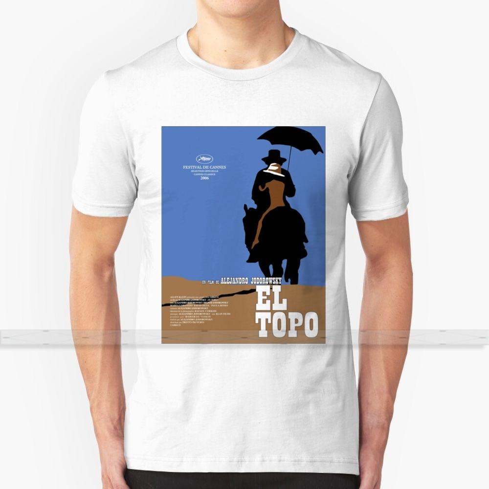 El Topo clásico Cartel de la película T - Shirt de los...