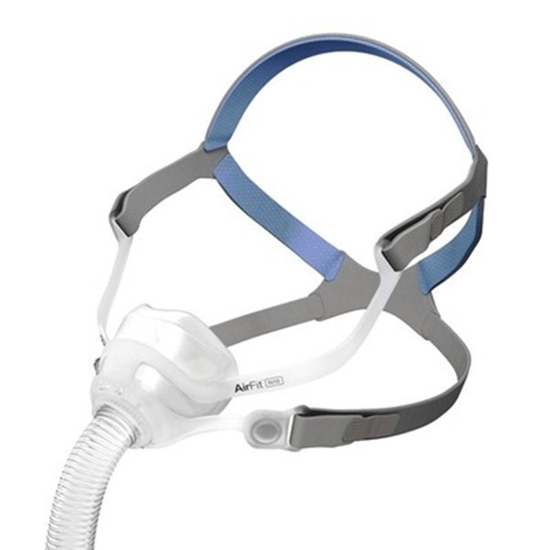AirFit™ N10 Nasal CPAP Mask with Headgear Sleeping Mask Anti snoring and Sleep Disturbing Size Standard and Wide St
