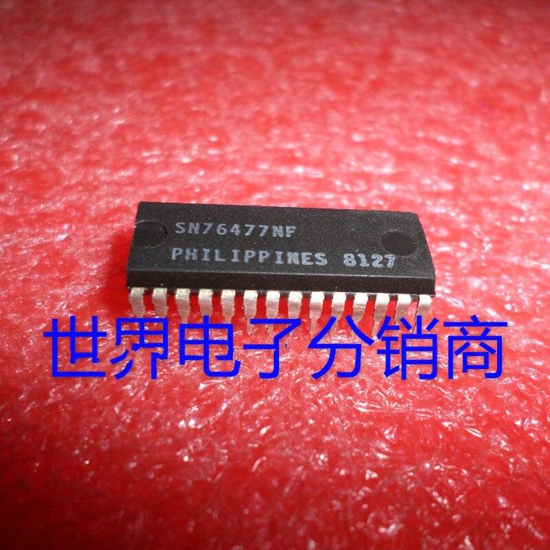 2 Stuk ~ 10 Stuk/partij SN76477NF SN76477 Dip-28 Ic Chip Nieuwe Originele Op Voorraad
