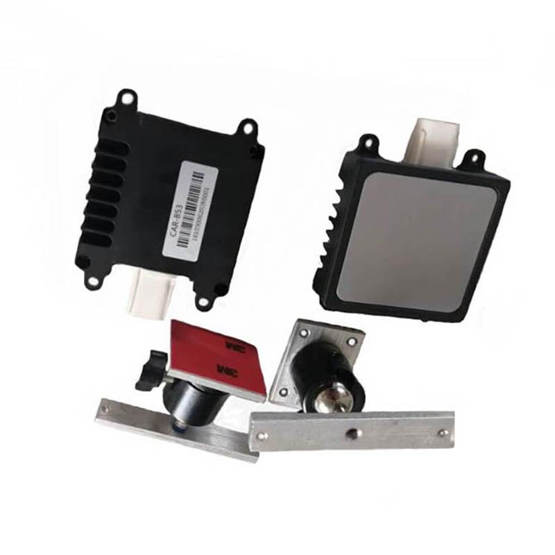 Detección de punto ciego bsm 77ghz radar vehículo aviso por voz RCT Radar sensor coche carril cambio seguro conducción electrónica