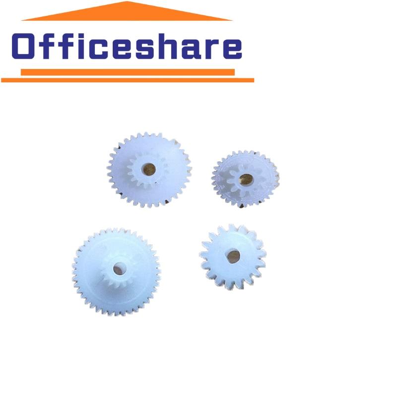 100 مجموعات رأس الطباعة الجديدة والعتاد لفوجيتسو FTP-628MCL101 FTP-628MCL103 4 قطعة/المجموعة رأس الطباعة تجميع الأجزاء