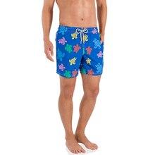 Chaude 2020 marque vilebre plage conseil Shorts hommes tortues maillots de bain hawaïen Shorts hommes slips plage Shorts sport costumes Surf Board