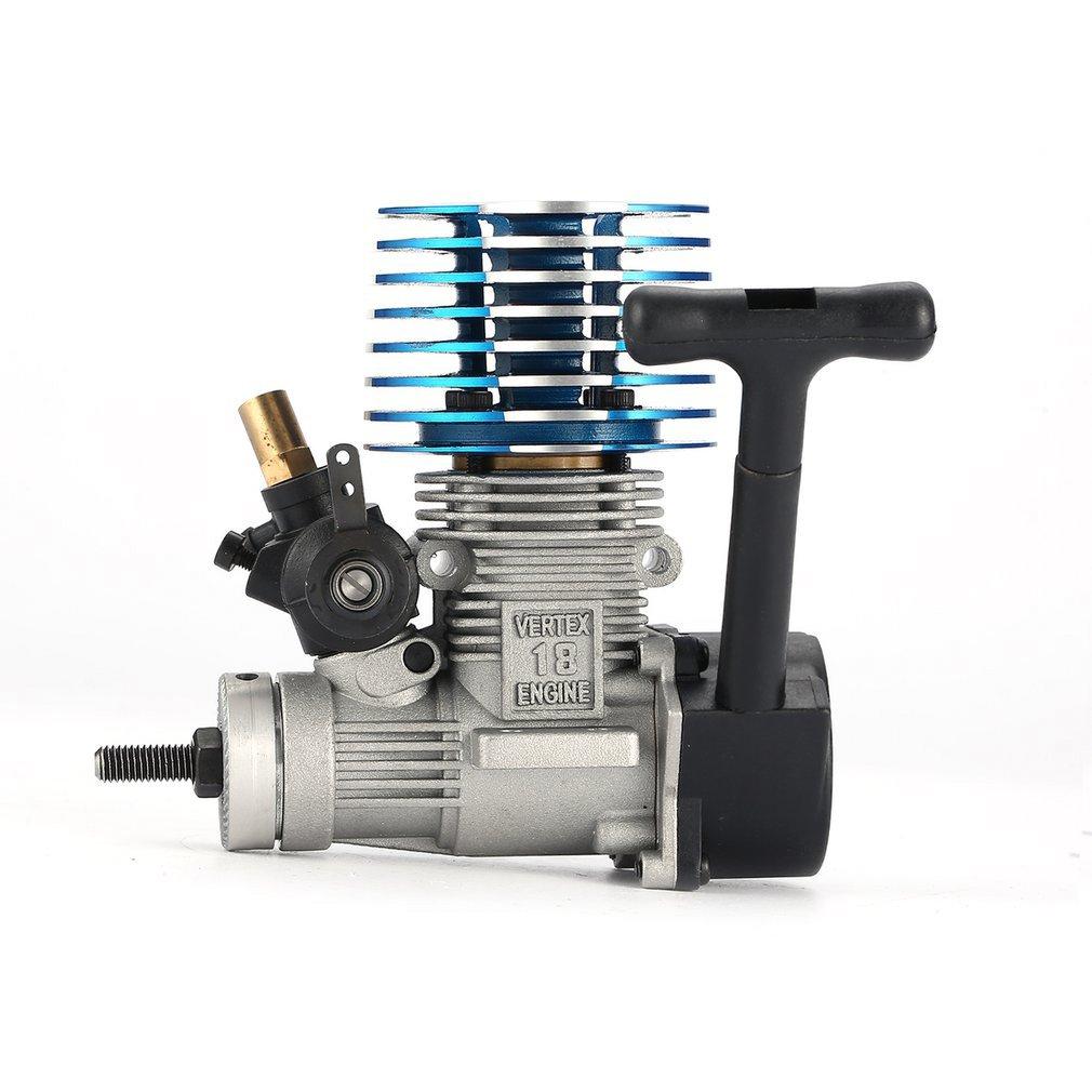 Metal Pull Starter Engine VX 18 2.74CC  ,for RC 1/10 HSP HPI Redcat Nitro Racing Car Off-Road Buggy Bigfoot Truck On-Road enlarge