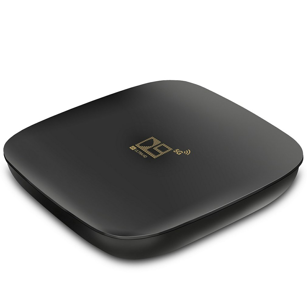 5G 4K D9 Wireless Dual-band High Definition Set-top Box Wireless Smart Player HDMI-compatible Networ