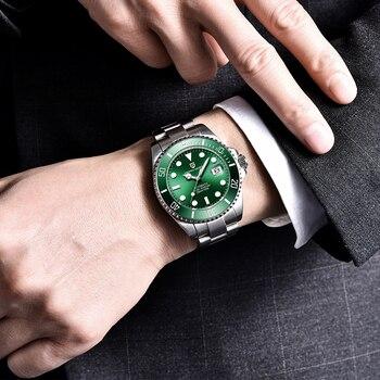 PAGANI DESIGN Mechanical Wristwatch 6