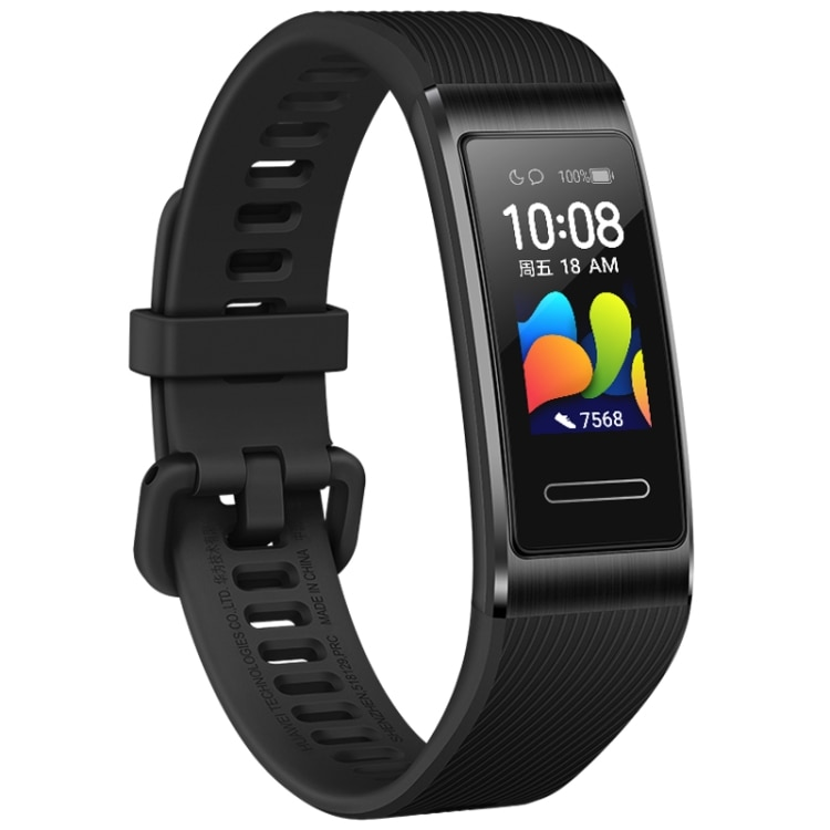 Promo Original Huawei Band 4 Pro Smart Bracelet 0.95 inch AMOLED Color Screen Waterproof Android NFC Smart Watch