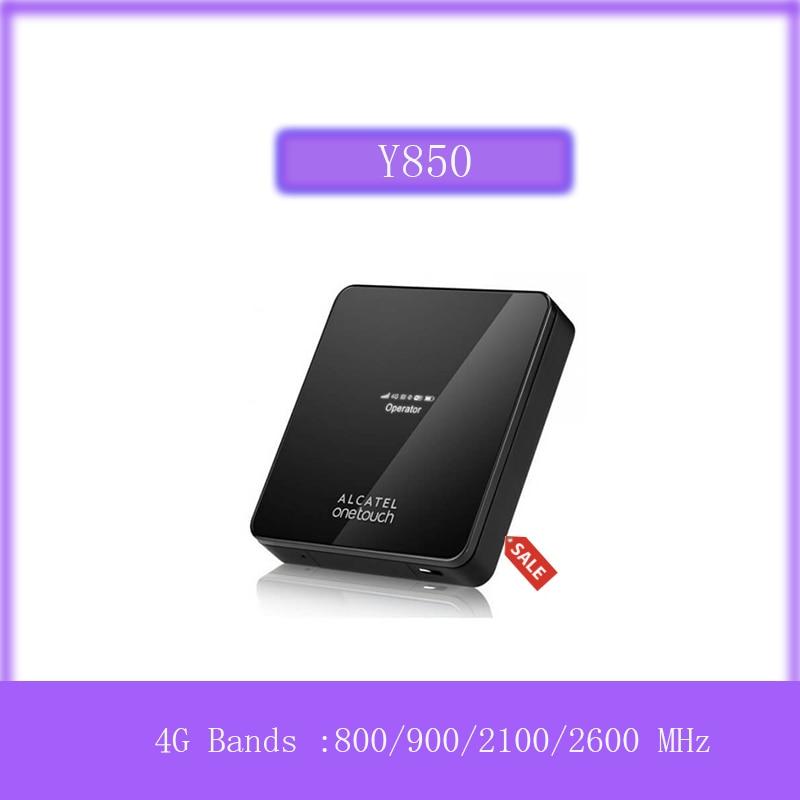 الكاتيل Onetouch Y850 مقفلة 4G LTE 150Mbps اللاسلكية واي فاي هوت سبوت راوتر