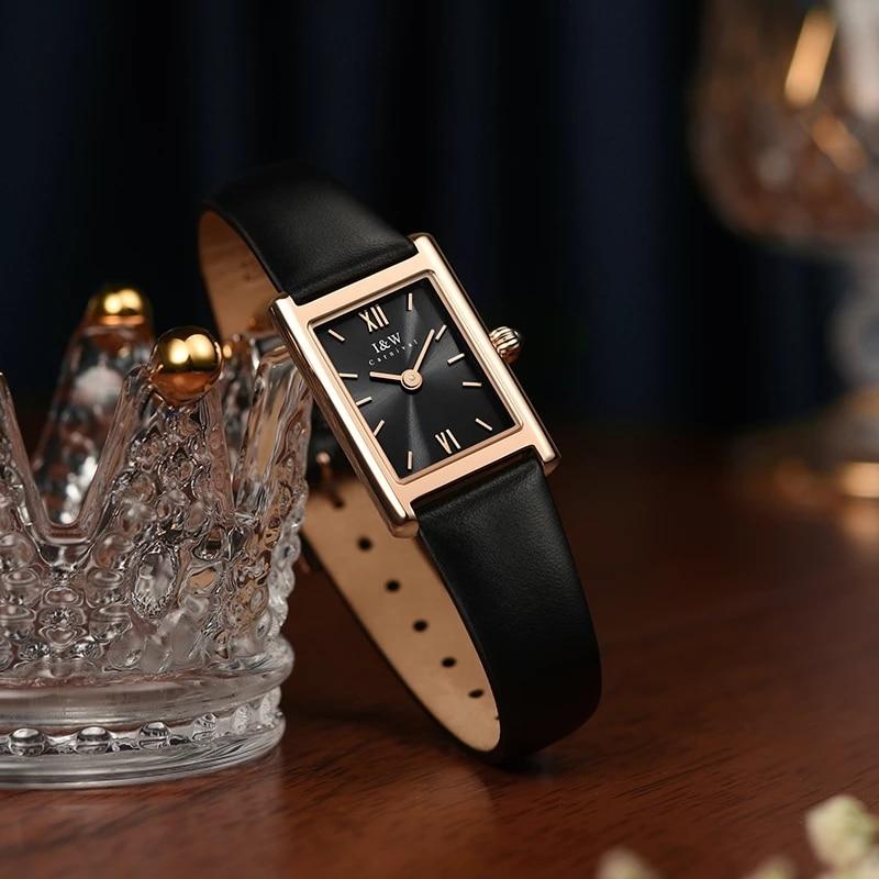 CARNIVAL Luxury Brand Fashion Woman Watch Ladies Waterproof Rose Gold Silver Sapphire Casual Quartz Wristwatch Relogio Feminino enlarge