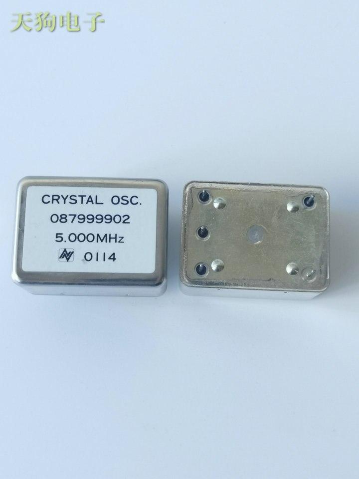 END3213A كريستال OSC.087999902 OCXO 5MHZ 5 فولت مربع موجة العلامة التجارية الجديدة