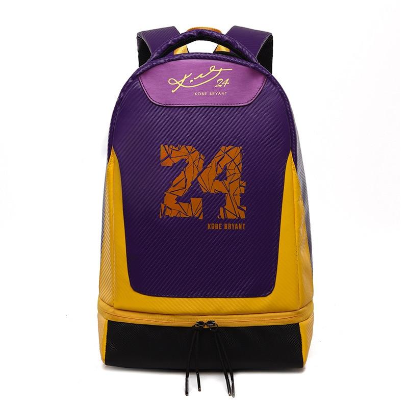 2021 Hot Men's Sports s Backpack School Bags For Teenager Boys Soccer Ball Pack Football Net Fitness Bag Basketball Gym Bag