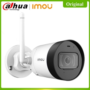 Dahua Bullet camera imou Bullet Lite Built-in Microphone Alarm Notification 30M Night Vision Wifi IP Camera H.265 SD card IP67