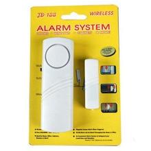 1Pc Drahtlose Tür Fenster Einbrecher Alarm Mit Magnetische Sensor Tür Eintrag Anti Dieb Home Alarm System Security Gerät Großhandel