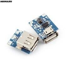 5V Boost zwiększona moc moduł akumulator litowy lipo ładowania płyta ochronna wyświetlacz LED USB dla DIY ładowarka 134N3P Program