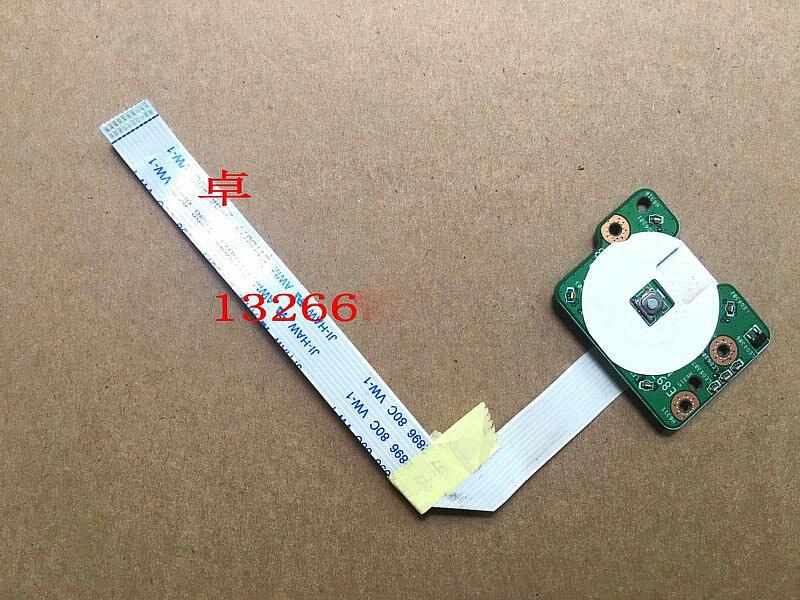 Original para Asus N71 N71j N71JV N71V N71JA placa del botón del...