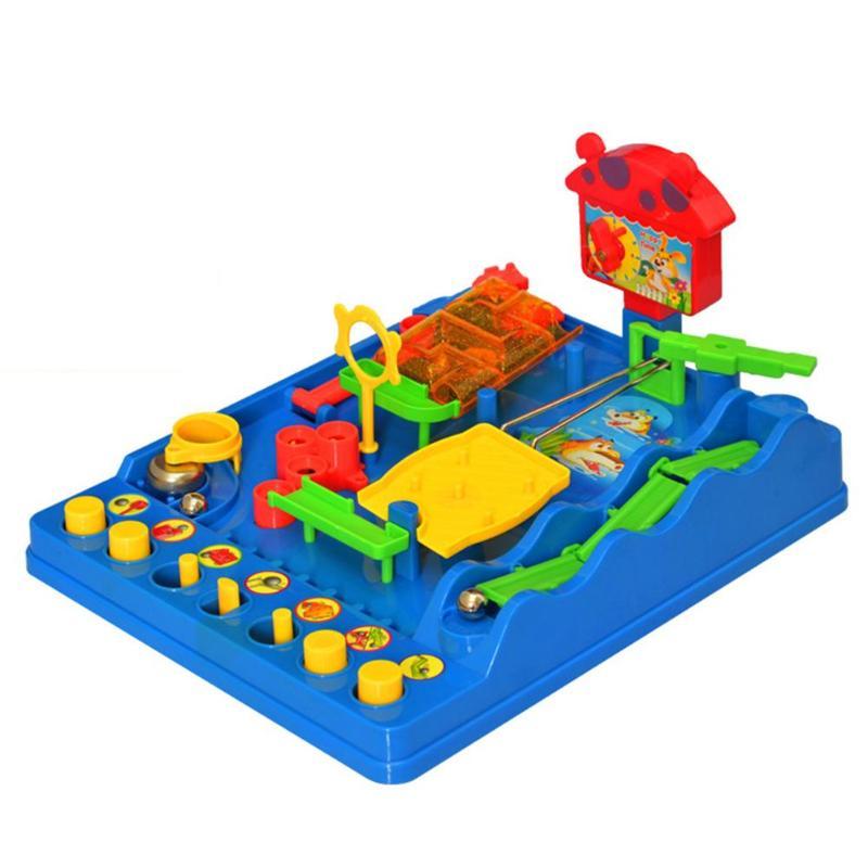 Geistiges Desktop Spiel Spielzeug Ball Abenteuer Puzzle Kind Frühe Bildung Spielzeug