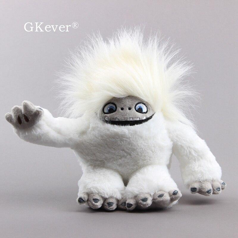 "Muñecas de película, adorable muñeco de nieve Abominable, juguete de peluche, película Everest, muñeco de peluche, REGALO EXCLUSIVO de 8 ""20 cm"