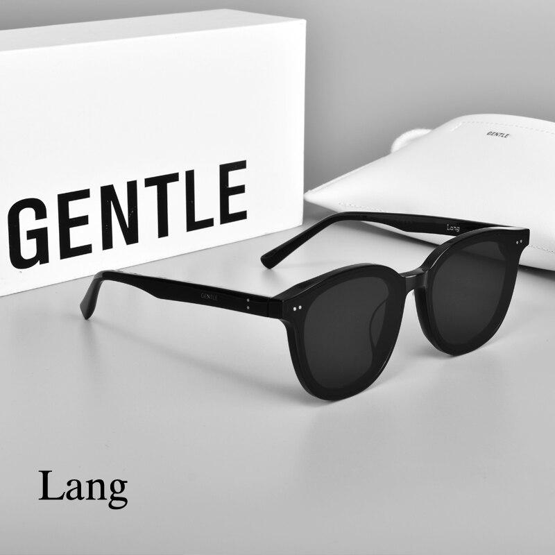 نظارة شمسية بيضاوية مستقطبة من الأسيتات ، زوج من النظارات الشمسية ذات الوجه الصغير للرجال والنساء ، 2020