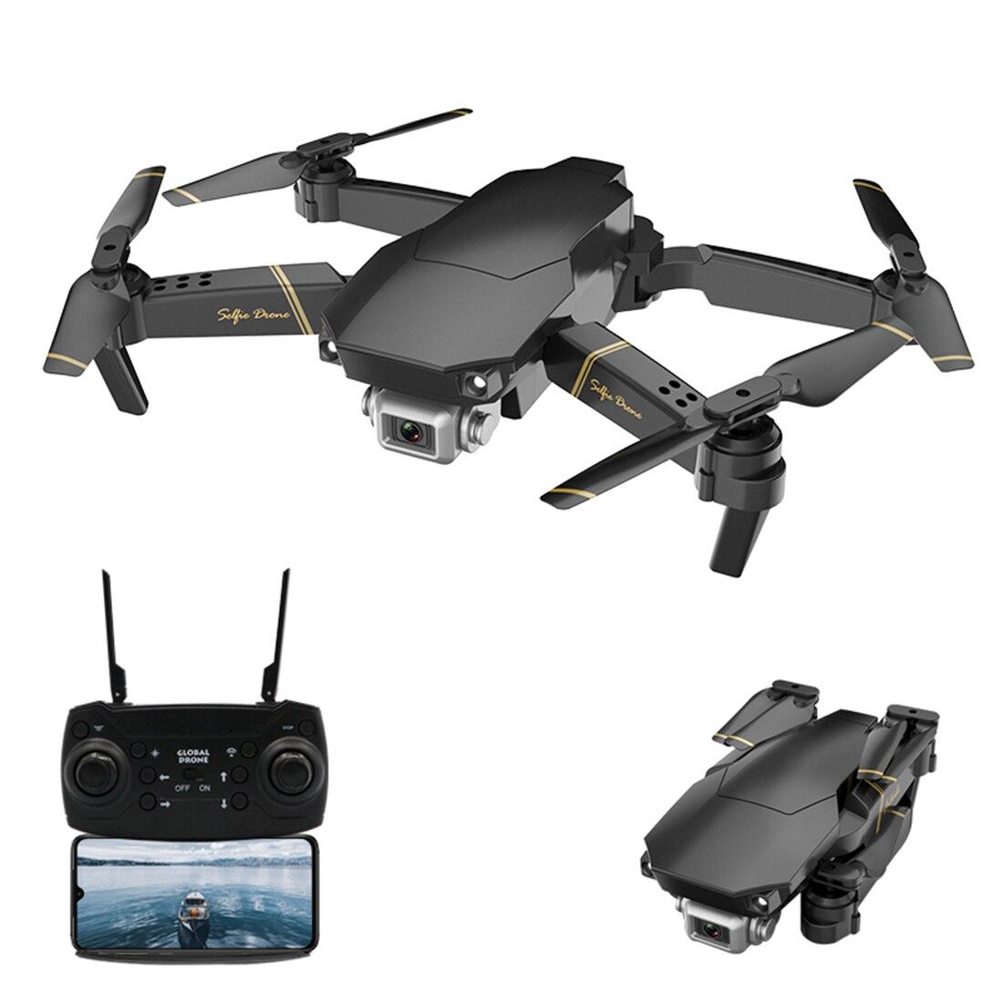 GD89 2.4G 1080P 720P télécommande Altitude tenir pliable Drone quadrirotor modèle jouet éducatif cadeau pour enfants enfants adultes