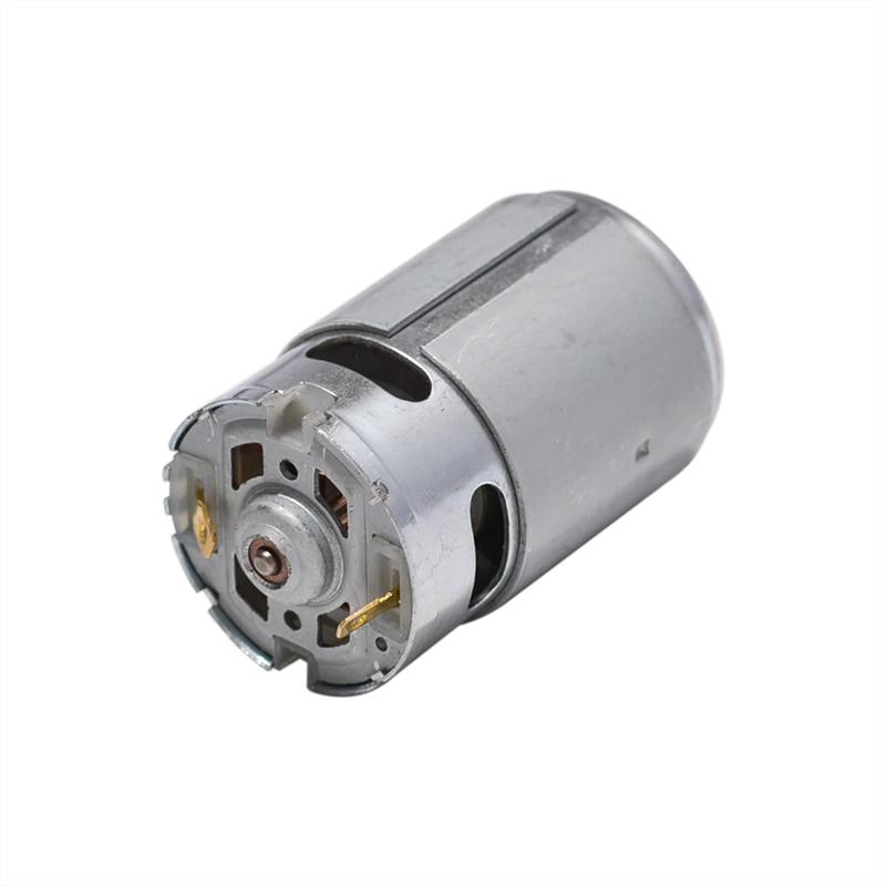 Motor de corriente continua de 6-14,4 V para motores Makita Bosc inalámbricos 22800/min, Motor de RS-550 destornillador para taladro eléctrico de repuesto