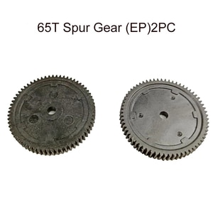 65T Spur Gear (EP)2PC FOR FTX VANTAGE/CARNAGE,FIT FTX6275