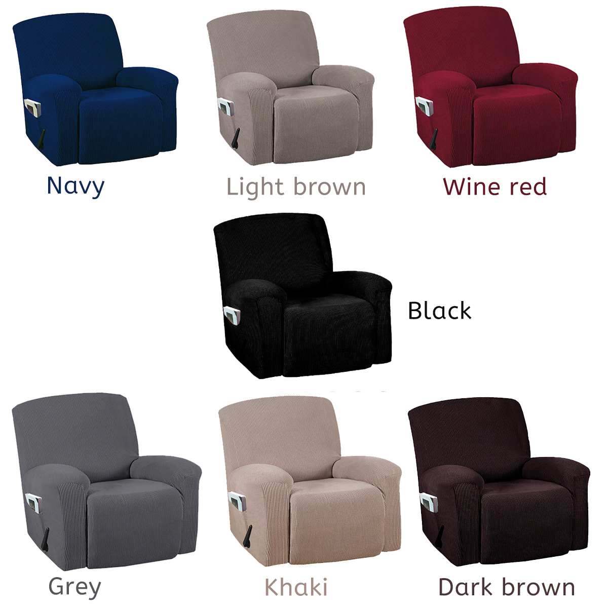 عدم الانزلاق كرسي غطاء مقعد غطاء حامي مرونة شاملة أريكة تدليك غطاء أريكة ل وينغيباك كرسي أريكة تمتد