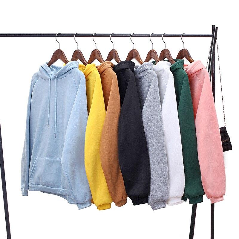 Vestes à capuche femmes sweat Vintage nouveau Harajuku sweats à capuche solide ample décontracté femmes hauts livraison directe TXWY07
