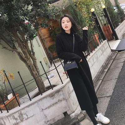 2021 Maternity Dress Autumn Winter Pregnancy Clothes Pregnant Women  Long Sleeve Sexy Mummy Clothing Sweater Party Pregnancy enlarge