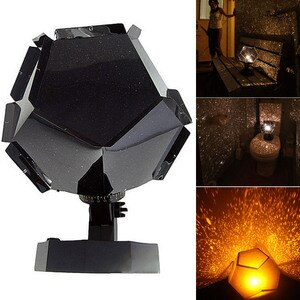 Christmas 60000 Stars Starry Sky Projector Light DIY Assembly Home Planetarium Lamp for Bedroom SDF-SHIP