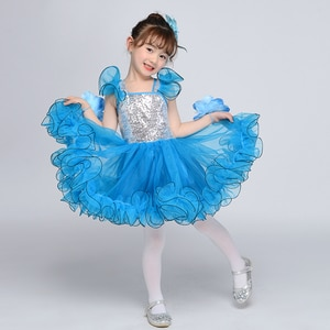 Strap Girls Clothes Christmasparty Summer Princess Baby White Dresses Flower Girl Silver Sequins Party Dress for Kids Girl