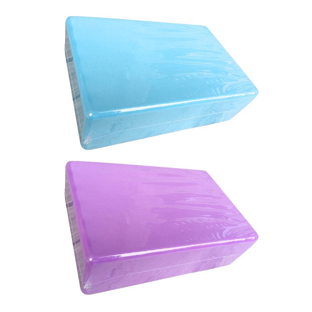 No-slip bloque de Yoga de EVA Pilates de espuma almohada para Yoga Pilates entrenamiento gimnasio herramienta para mujeres niños Dropshipping. Exclusivo. 2020