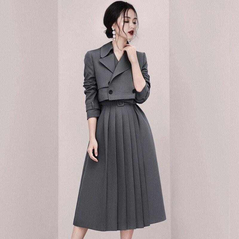 2021 GPDK ملابس حجم كبير للنساء فستان مثير فستان نسائي