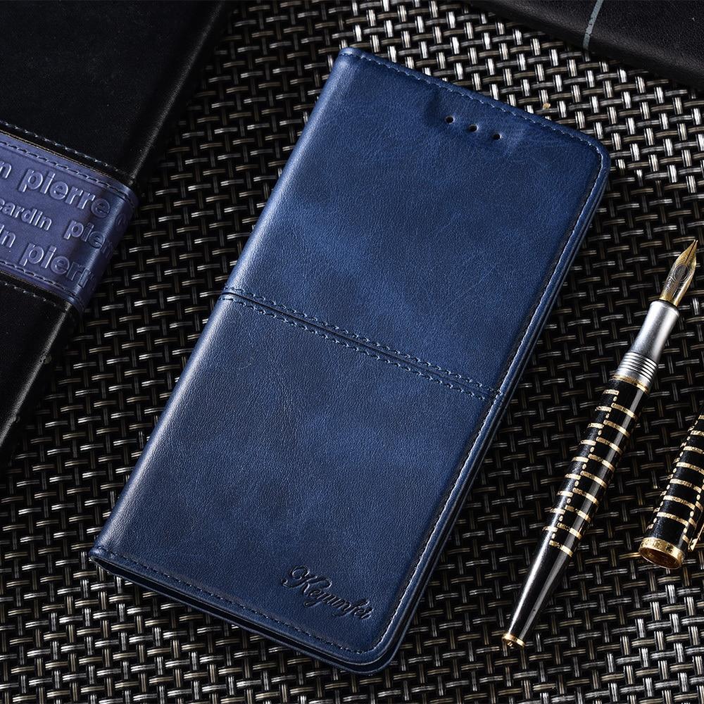 Couverture en cuir de livre à rabat rétro pour Motorola Moto G8 puissance un étui portefeuille à rabat Hyper magnétique pour Moto E6 Play Macro sac de téléphone