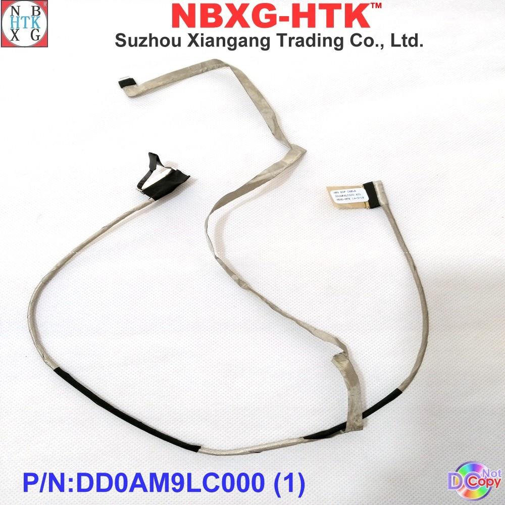Nuevo original pantalla LCD CABLE para Dell Inspiron 7000 de 7557 a 7559 cable LVDS LCD 014XJ8 DD0AM9LC000
